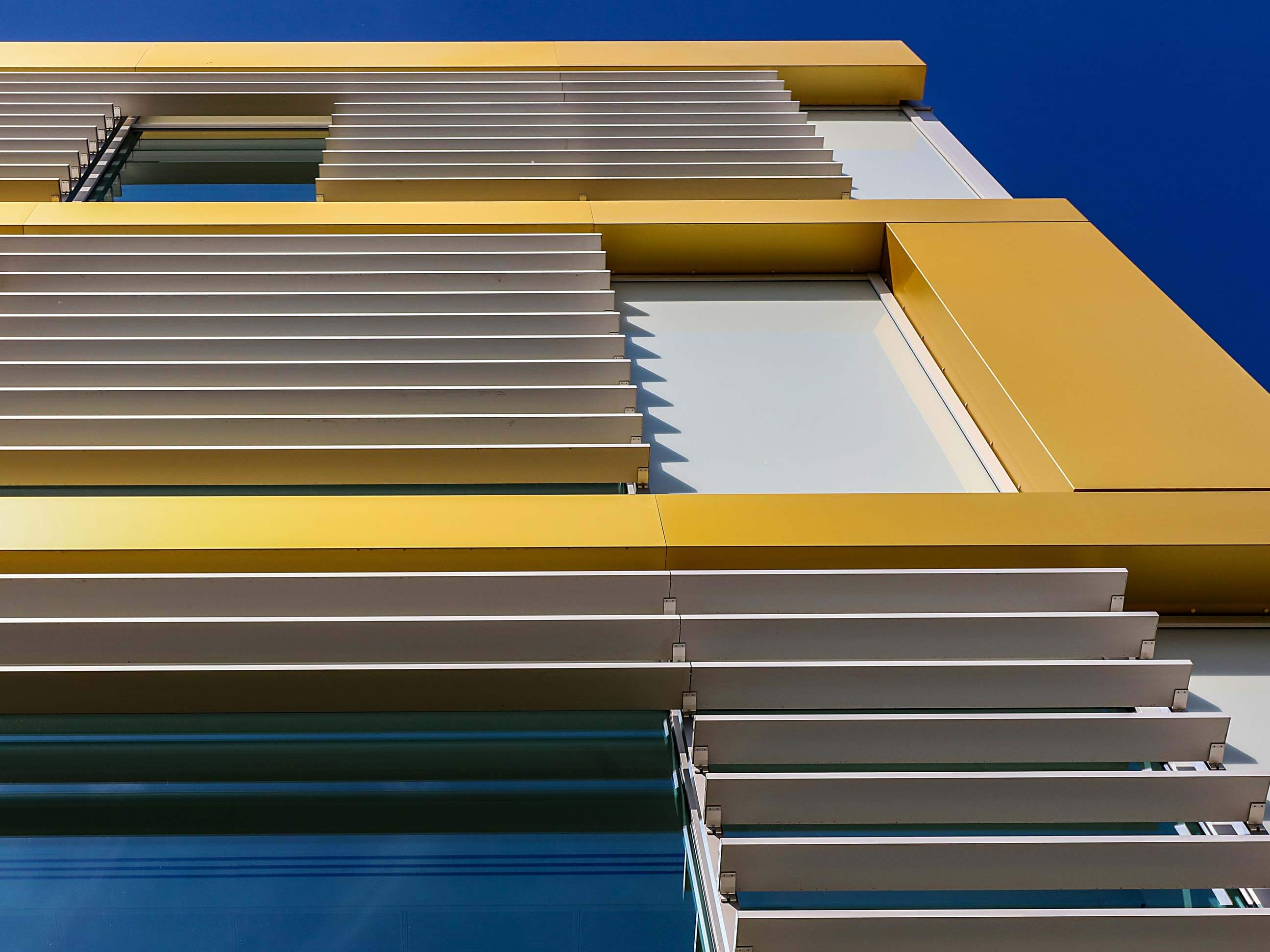 Aluminium Cladding Rainscreen Panels 4