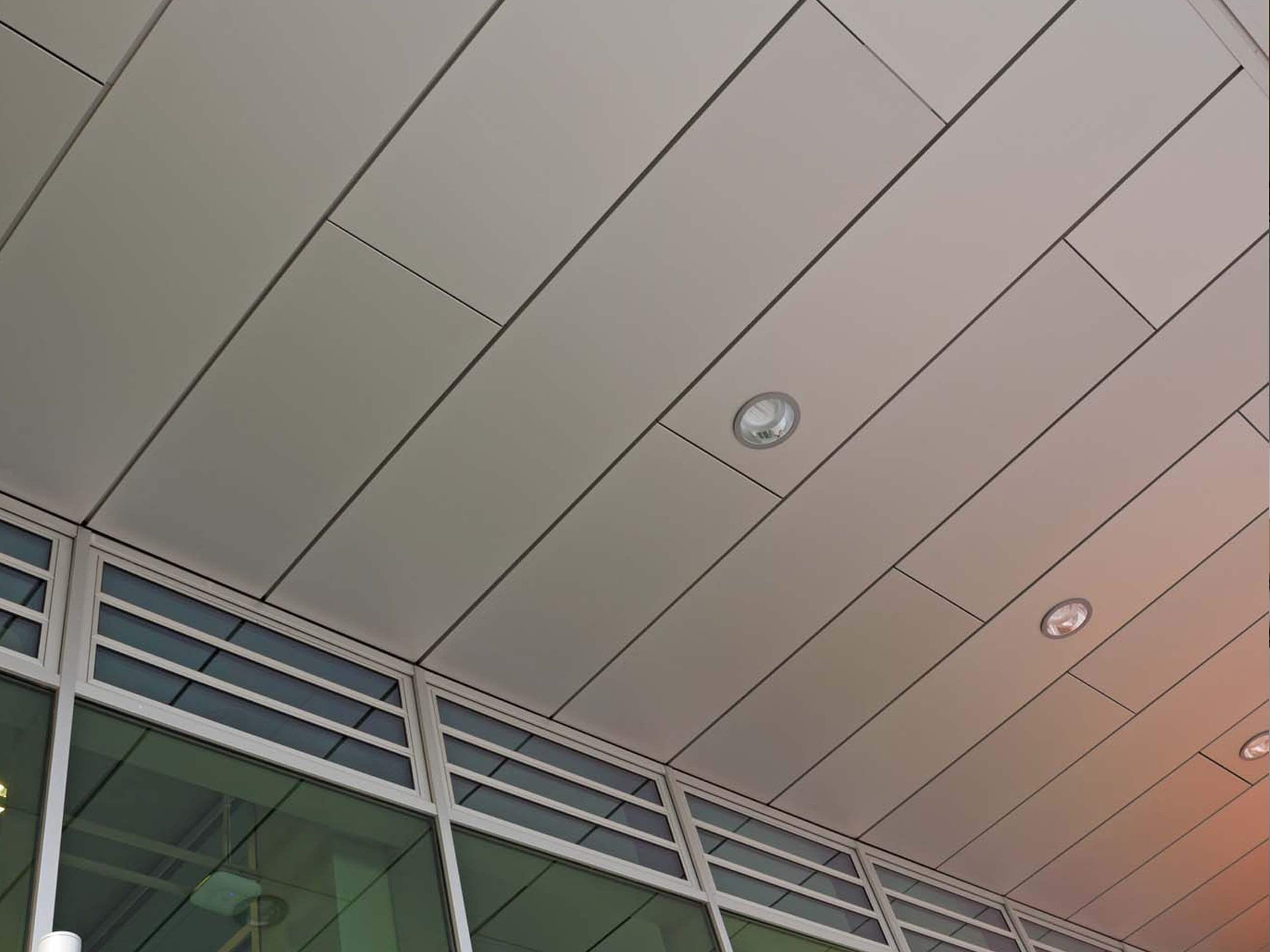 Aluminium Fascias Panels & Aluminium Soffits 6