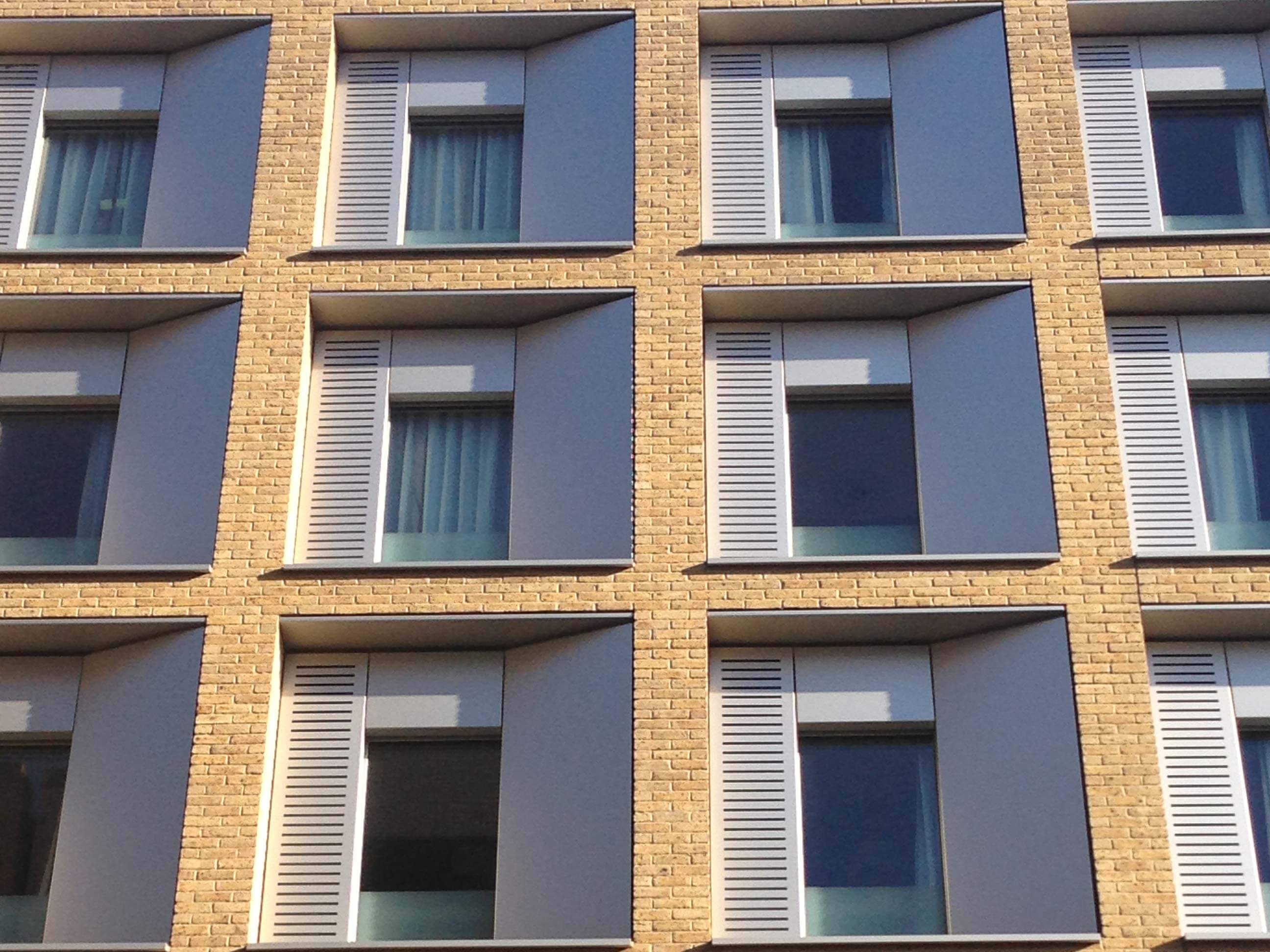 Perforated Panels 6