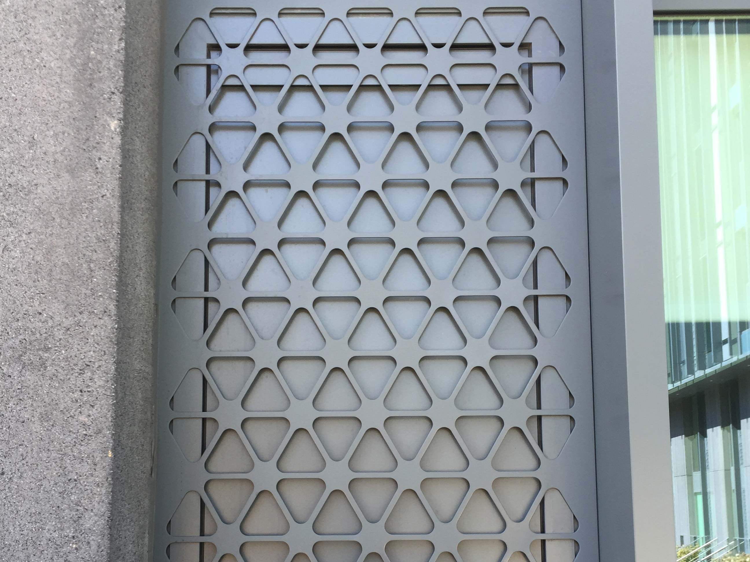 Perforated Panels 8